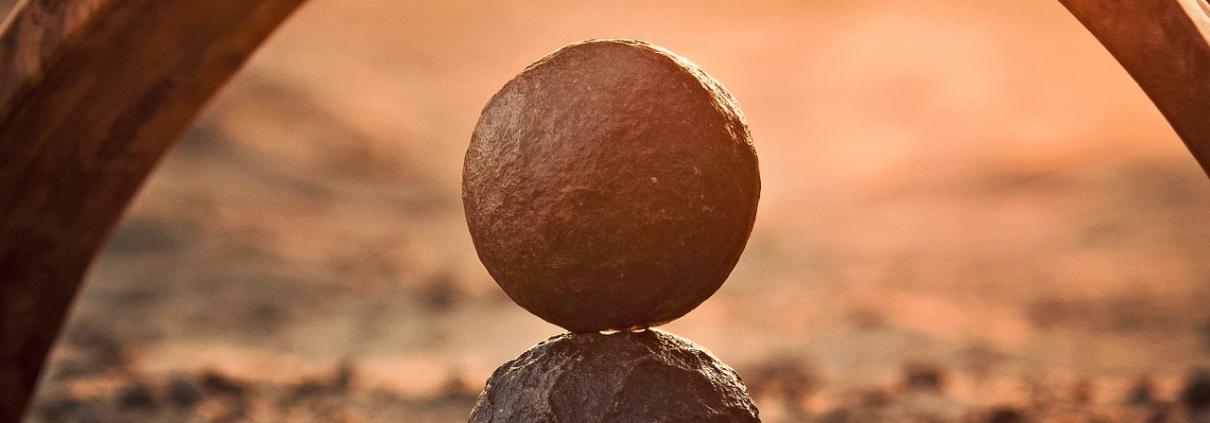 Hintergrundbild - Balance