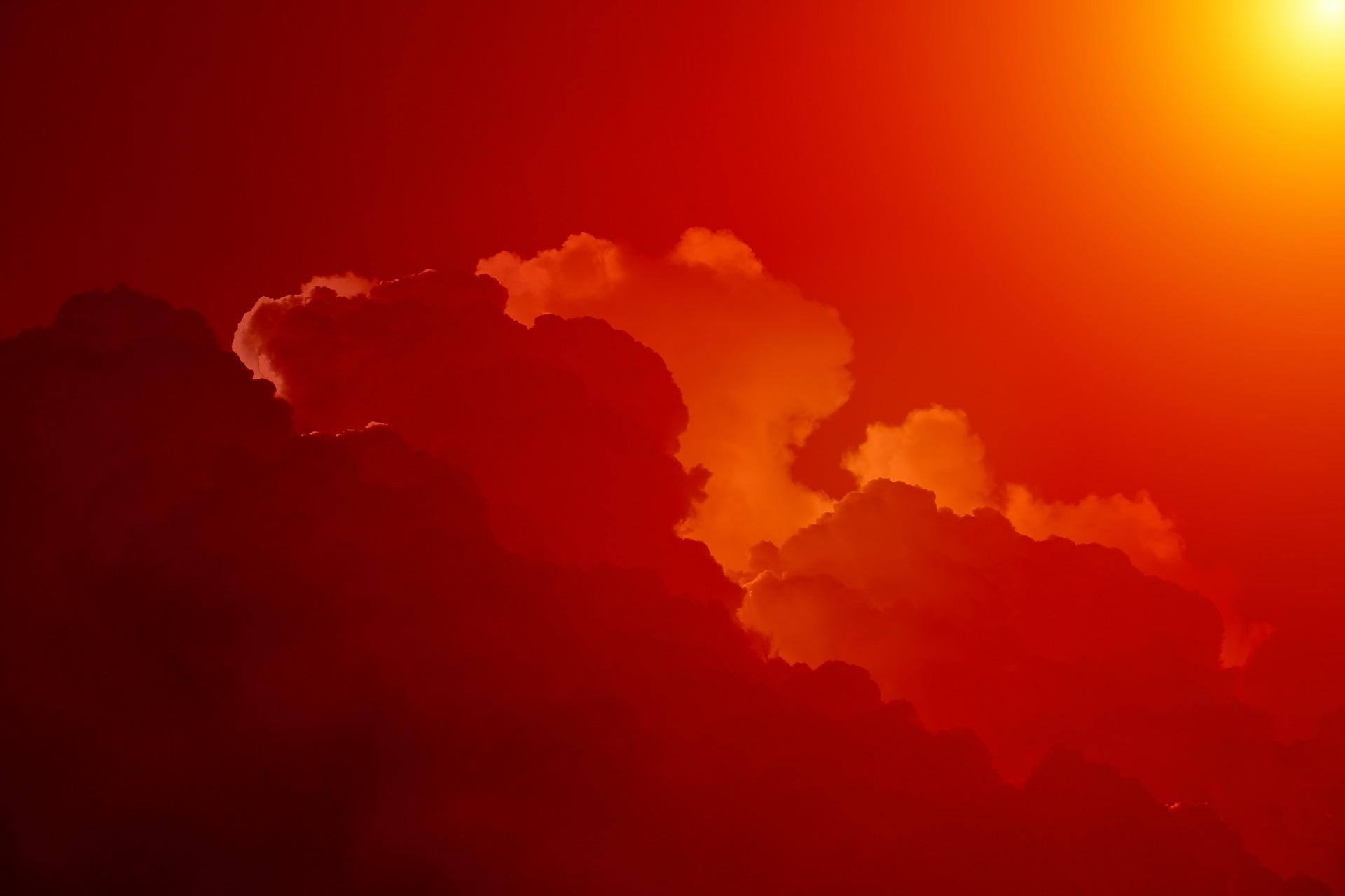 Sonnenuntergang - Mitgliederbereich
