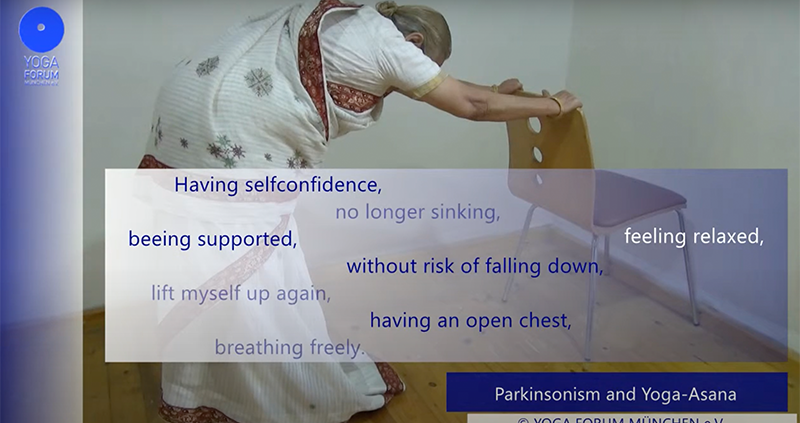 Yoga Forum München e.V. - Yoga und Parkinson